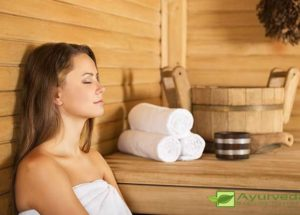 Bathing & Hair Oil an Ayurvedic way of treatment