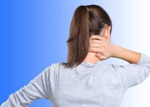 """Cervical Spondylosis """"neck arms shoulders back portion stiffness"""