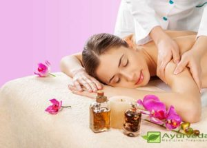 Ayurveda recommends Exercises & Body Massaging With Oil